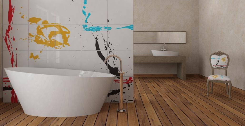 Vannas, Brīvi stāvoša vanna Carmenta, freestanding bath Carmenta