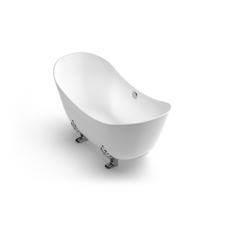Freestanding bath Damona 1