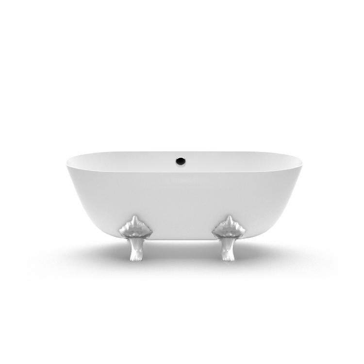 Freestanding Bath Damona 3, brīvi stāvoša vanna Damona 3 fr lion