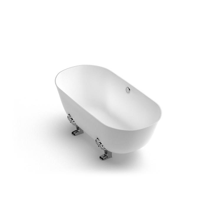 Freestanding Bath Damona 3, brīvi stāvoša vanna Damona 3 iso