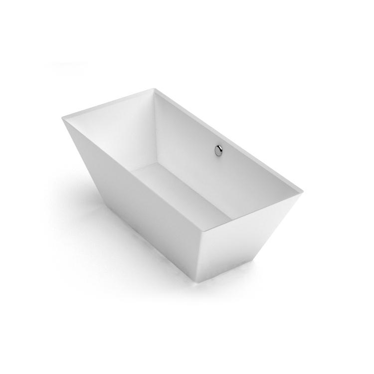 Freestanding bath Erunna iso