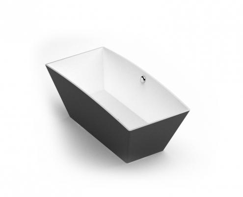 Freestanding bath ONDINA