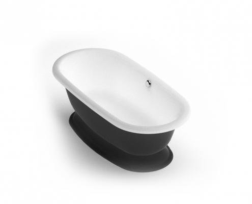 Brīvi stāvoša vanna Micanto Recanto