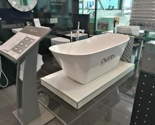 Freestanding bath Belisana