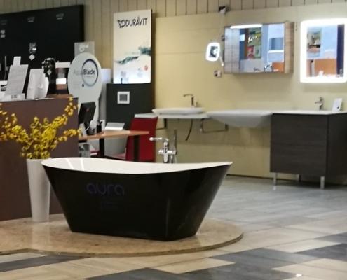 Brīvi stāvošas vannas - vanna Belisana individuāls dizains
