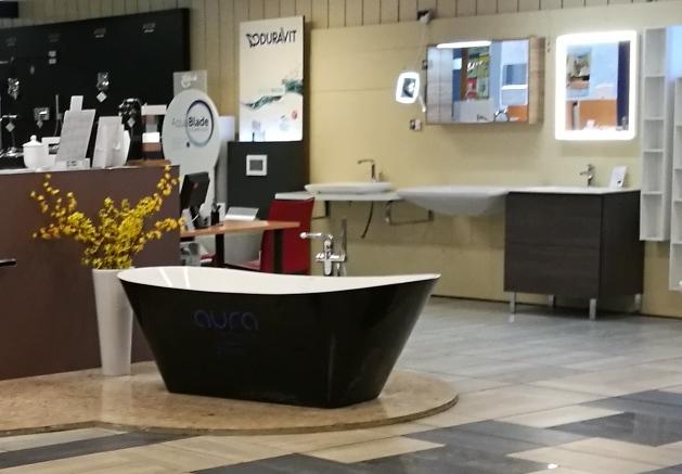 Brīvi stāvoša vanna Belisana, Freestanding bath Belisana, vannas