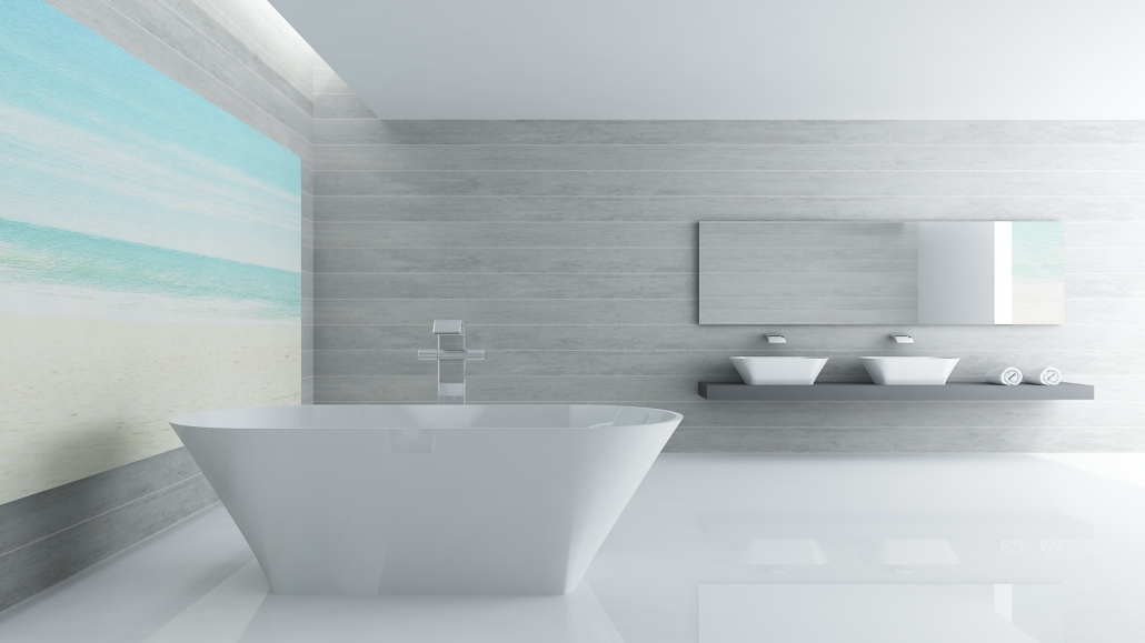 Freestanding bath Ornea, Отдельностоящая ванна Ornea