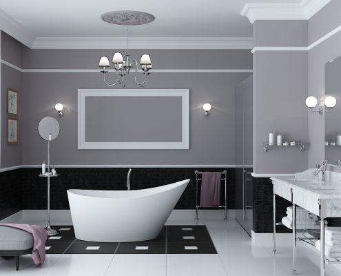 Freestanding Bath PROTEUS, vanna Proteus