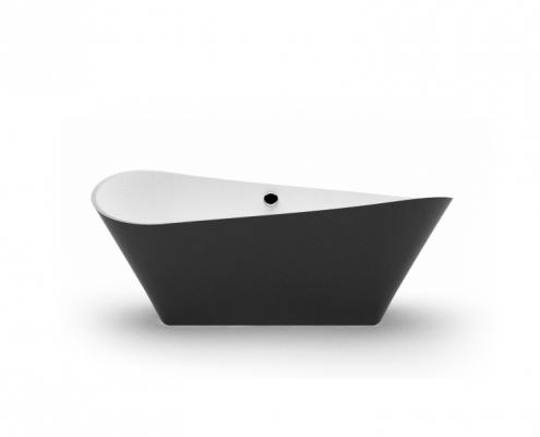 Brīvi stāvoša vanna Kleodora