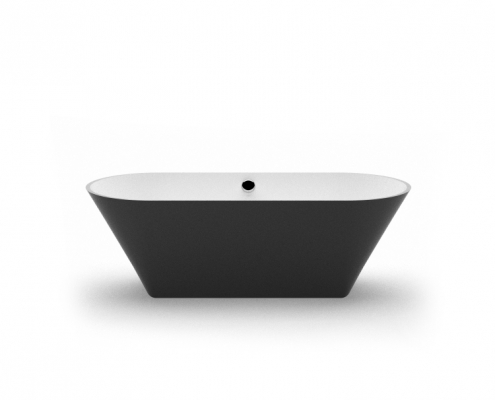 Отдельностоящая ванна Ornea, ванна из литого мрамора