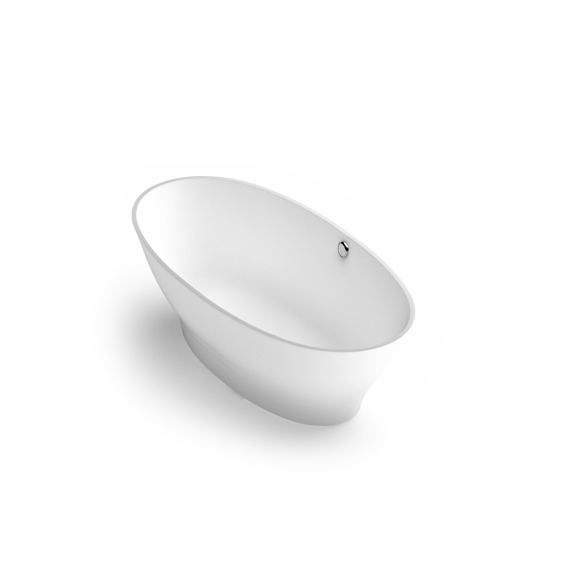 Freestanding bath Galatea 1 iso