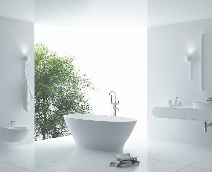 freestanding baths - Galatea