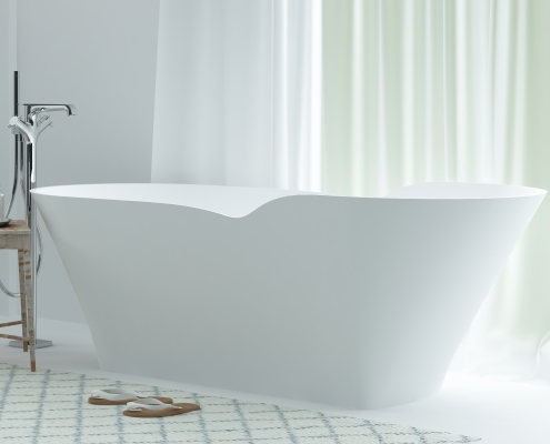 Freestanding bath Tacita