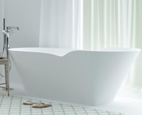 Freestanding bath Tacita