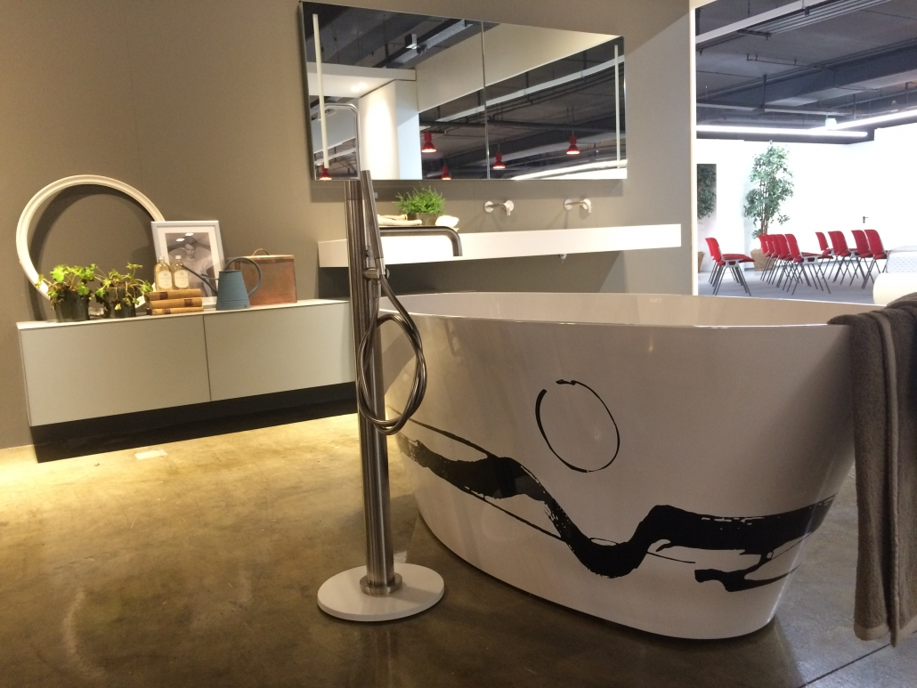 Freestanding bathtub BEIRA