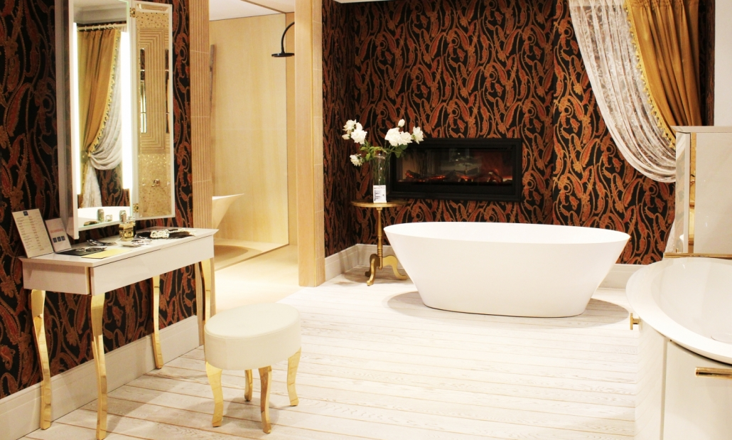Bathroom design - Bath Galatea