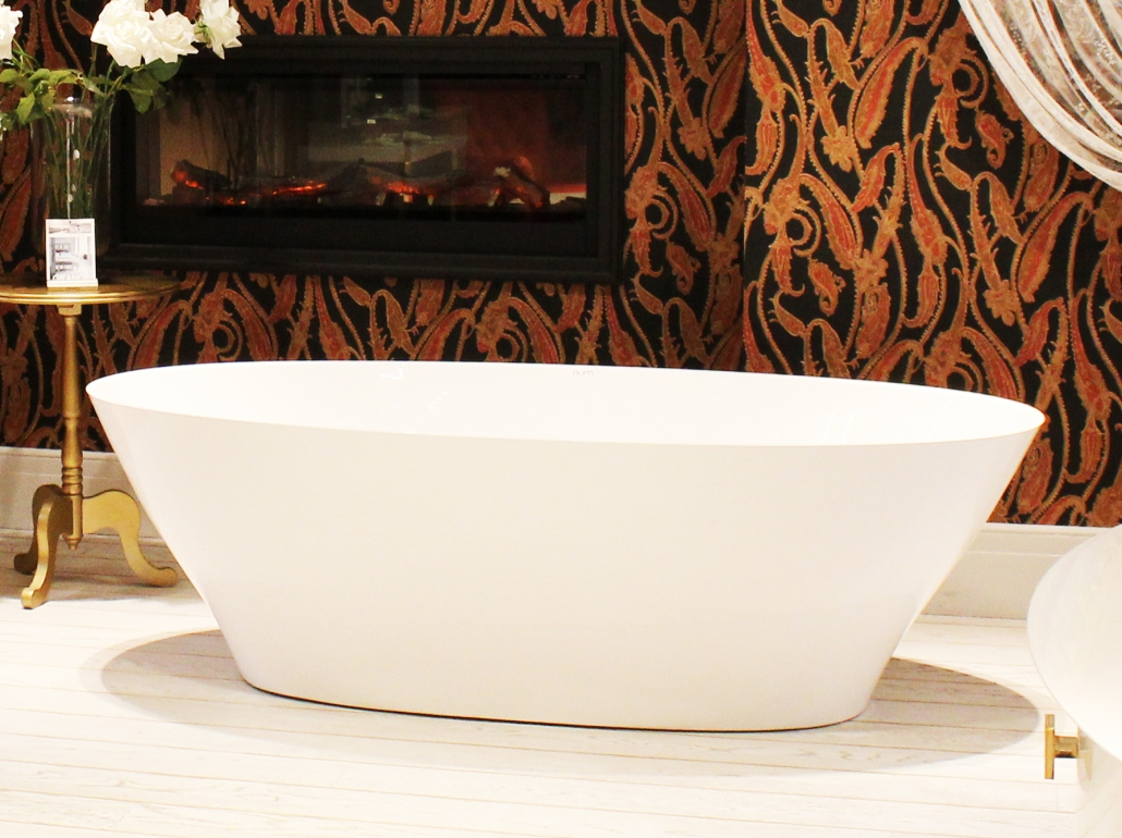 Freestanding bath Galatea