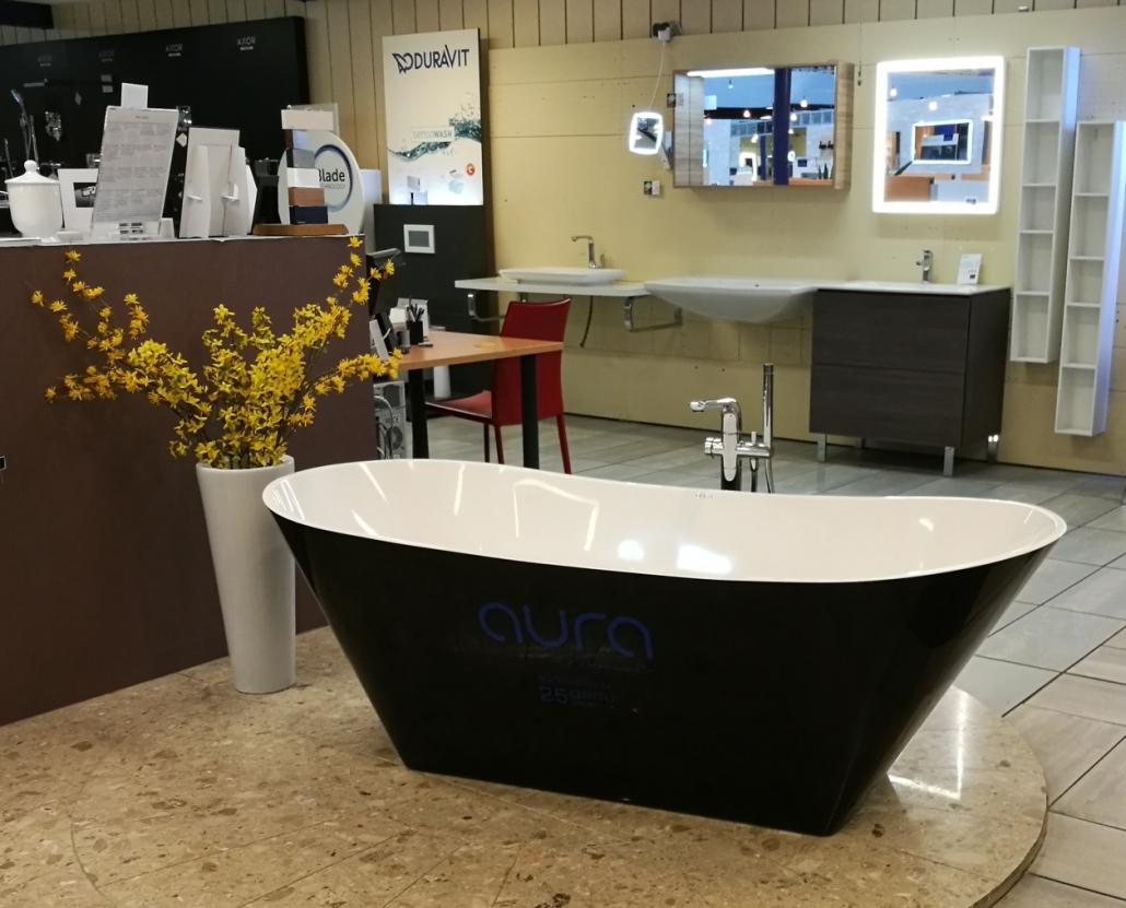 Brīvi stāvoša vanna Belisana