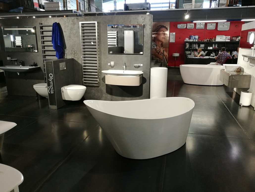 Bathroom design - Bath Proteus