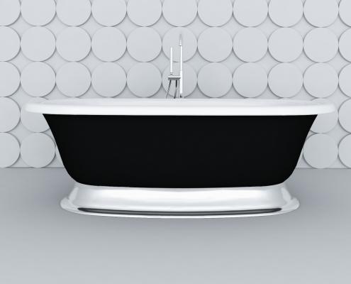 Brīvi stāvoša vanna Recanto