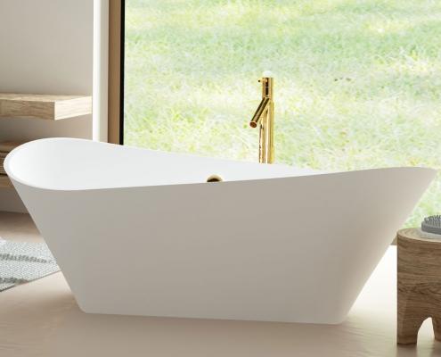 Freestanding bath Kleodora