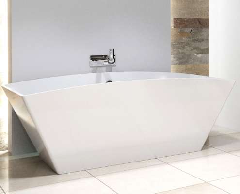 Freestanding bath Ondina