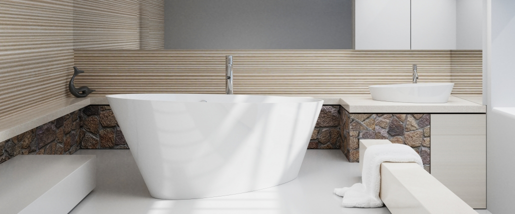 Brīvi stāvošas vannas - Carmenta