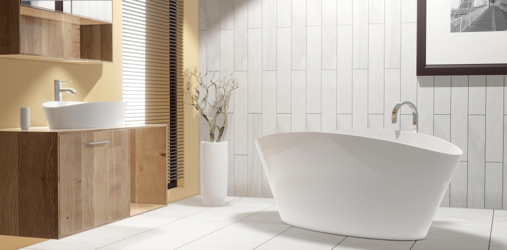 Freestanding bath Dione