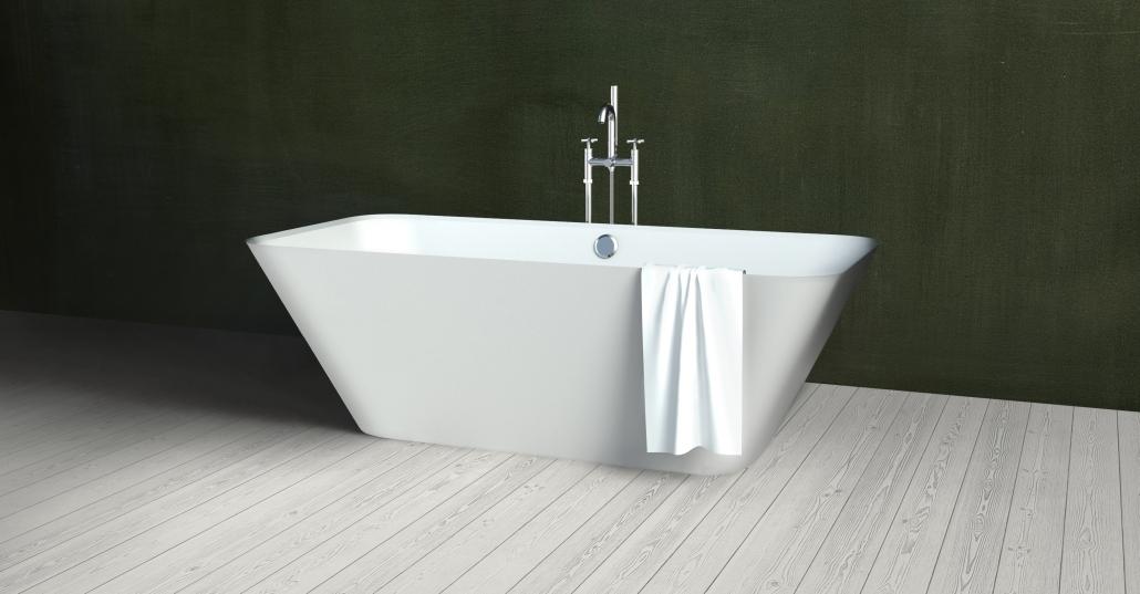 Brīvi stāvoša vanna EOS