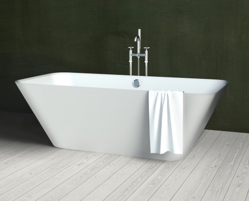 Freestanding bath EOS