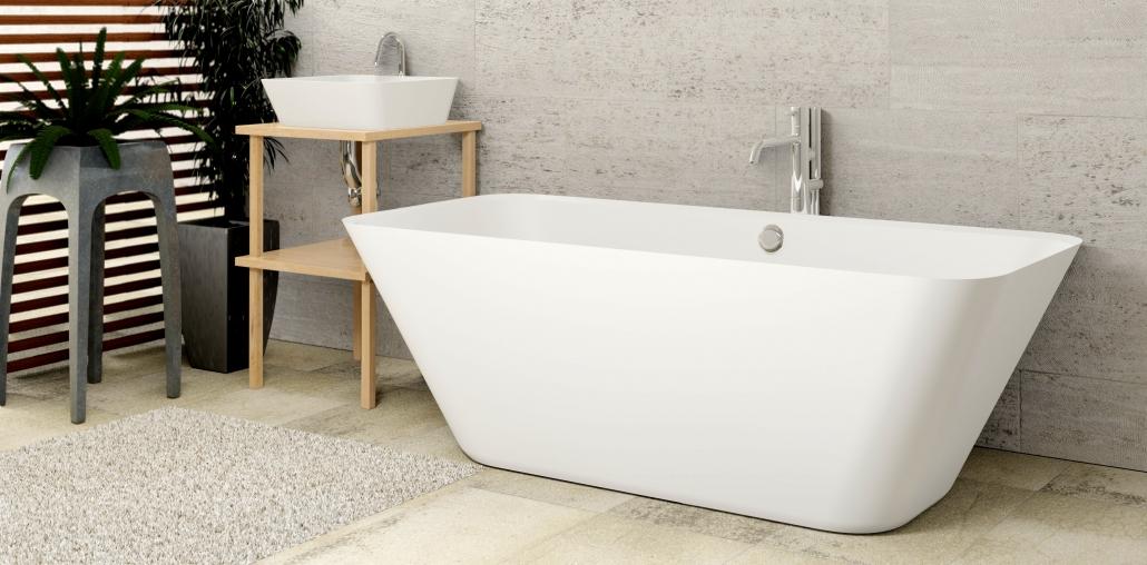 Brīvi stāvošas vannas : vanna EOS
