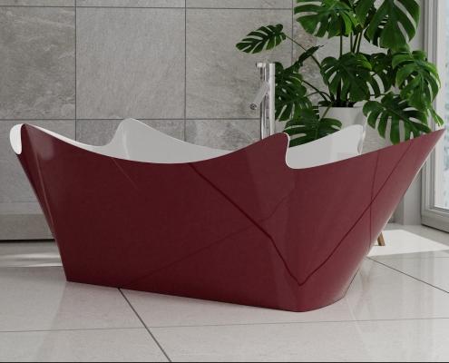 Vannas : Brīvi stāvoša vanna Eracura