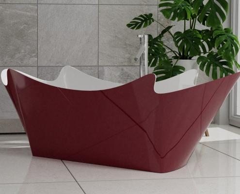 Freestanding bath Eracura