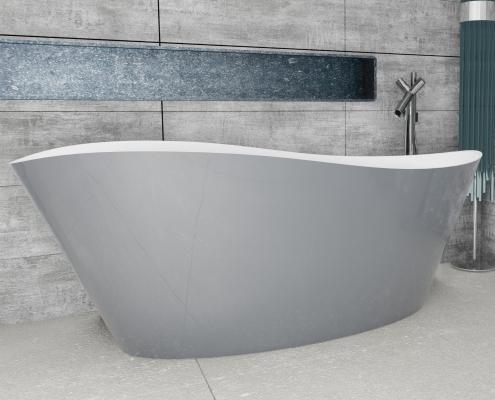 Vannas : Brīvi stāvoša vanna Luxovio