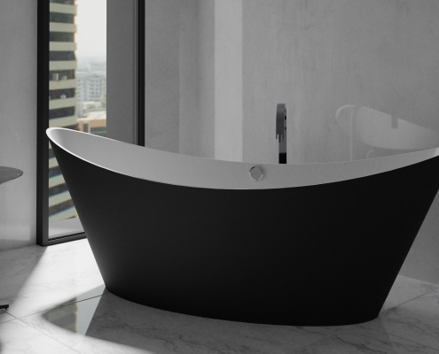 Freestanding bath Carmenta