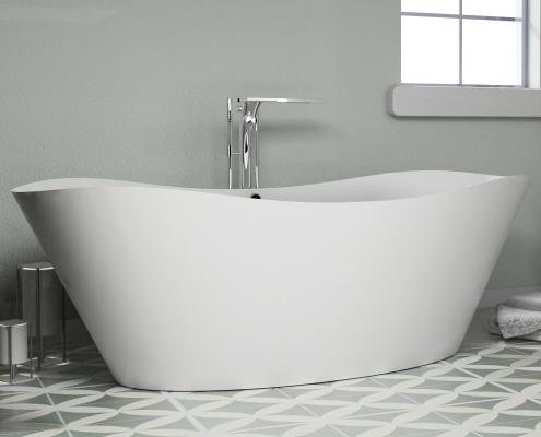 Brīvi stāvoša vanna Alfeo