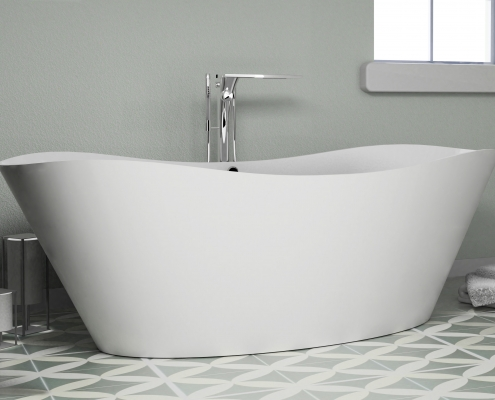 Freestanding bath Alfeo