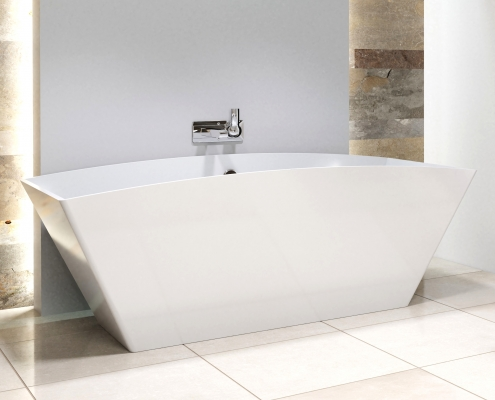 Brīvi stāvoša vanna Ondina