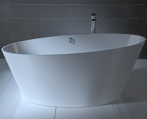 Vannas : Brīvi stāvoša vanna Carmenta