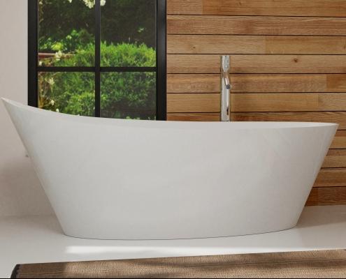 Brīvi stāvoša vanna Cleone