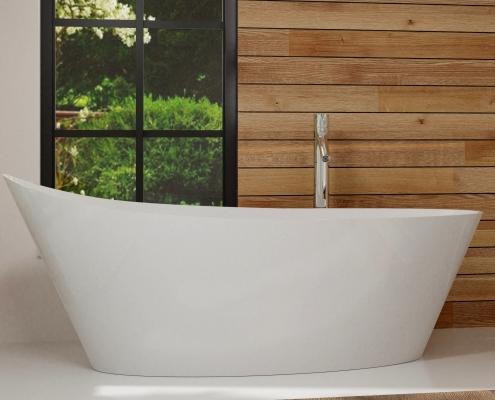 Freestanding bath Cleone