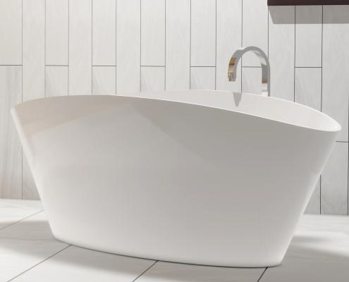 Freestanding bath Dione