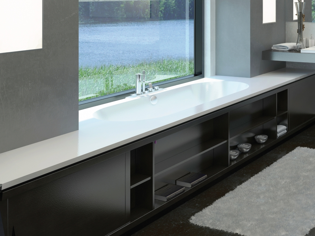 Dafne Individual design bathtub