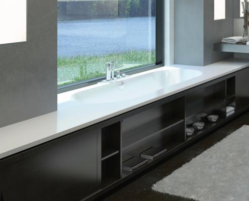 Dafne Individual design bathtub