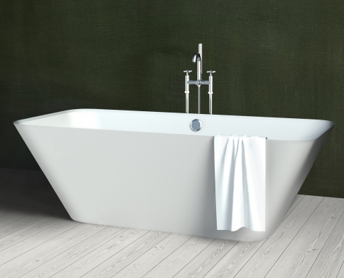 Brīvi stāvošas vannas - vanna Eos