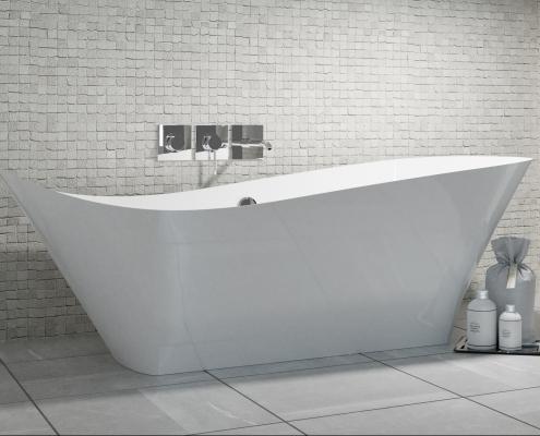 Vannas : Brīvi stāvoša vanna Kami
