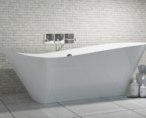 Freestanding bath Kami