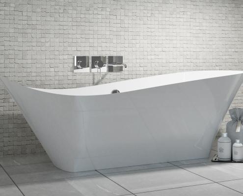 Freestanding bath Kami