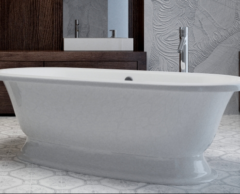 Freestanding bath Recanto