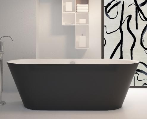Brīvi stāvoša vanna Selene